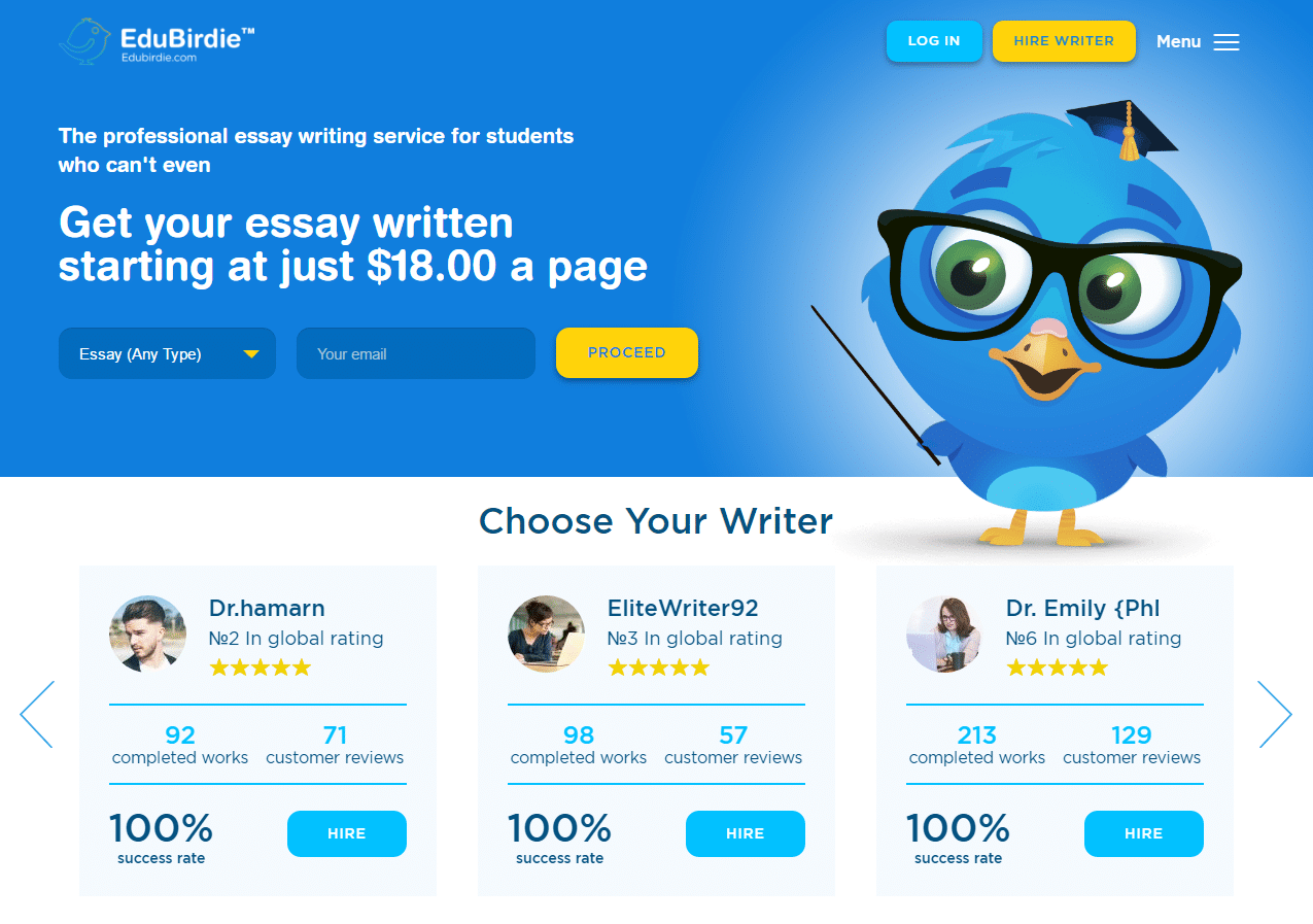 Here is the Best EduBirdie.com Review